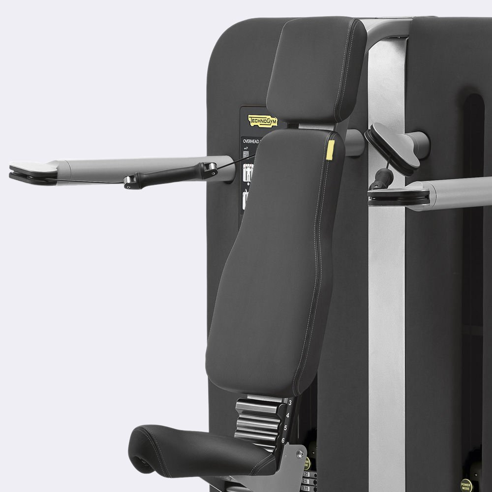KINESIS® - OVERHEAD PRESS - MH15E - Main feature 1 - fr