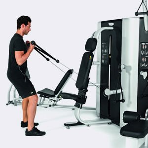 The Plurima range - More exercises in less space