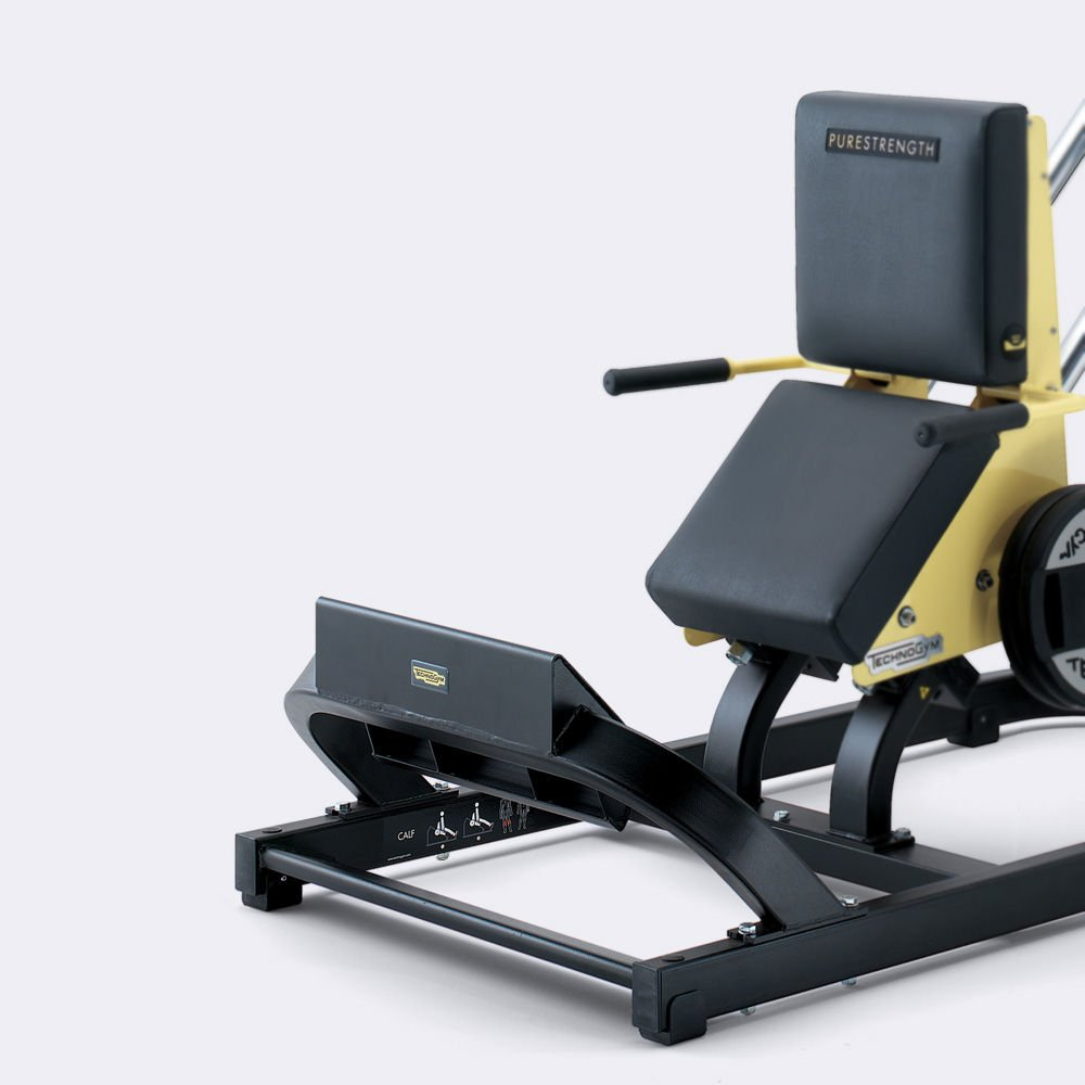 PURE STRENGTH - CALF - MG4500 - Main feature 1 - pt-br