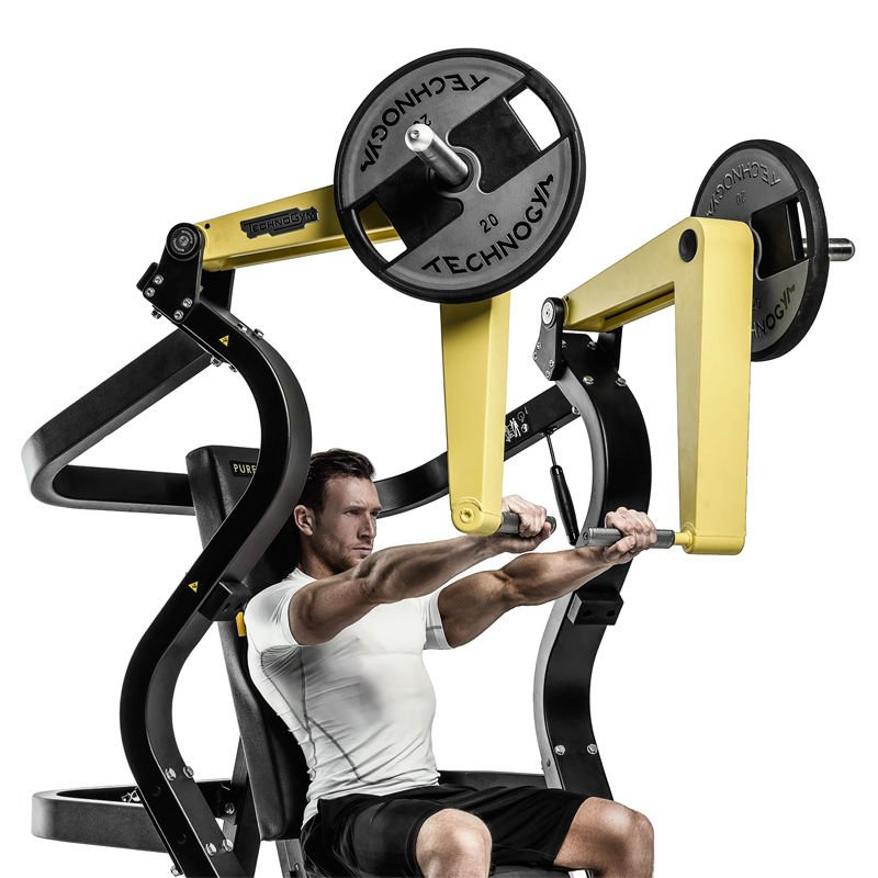 PURE STRENGTH - CHEST PRESS - MG0500 - Business - de