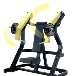 PURE STRENGTH - INCLINE CHEST PRESS - MG1500 - Secondary feature 2 - de