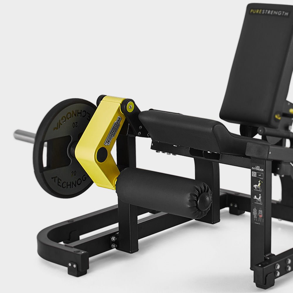 PURE STRENGTH – LEG EXTENSION - MG6500 - Main feature 1