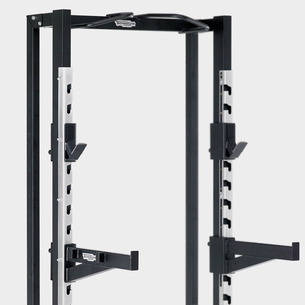 PURE STRENGTH – OLYMPIC HALF RACK – PG10 – Main feature 1 - fr