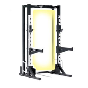 PURE STRENGTH – OLYMPIC HALF RACK – PG10 – Secondary feature 2 - fr