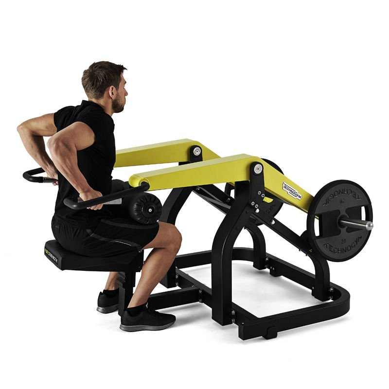 Pure Strength Weightlifting Seated Dip | Technogym