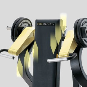 PURE STRENGTH - SHOULDER PRESS - MG3500 - Secondary feature 2