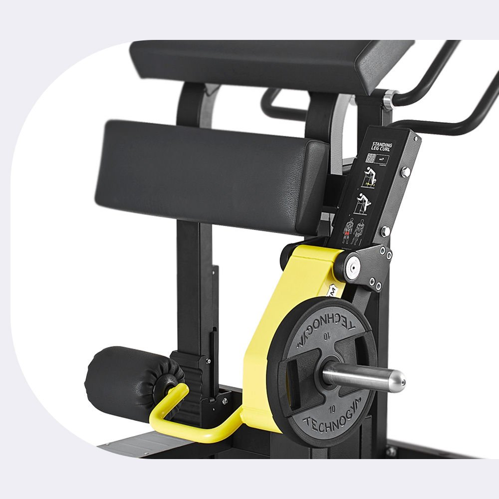 PURE STRENGTH – STANDING LEG CURL  - MG7000 - Main feature 1