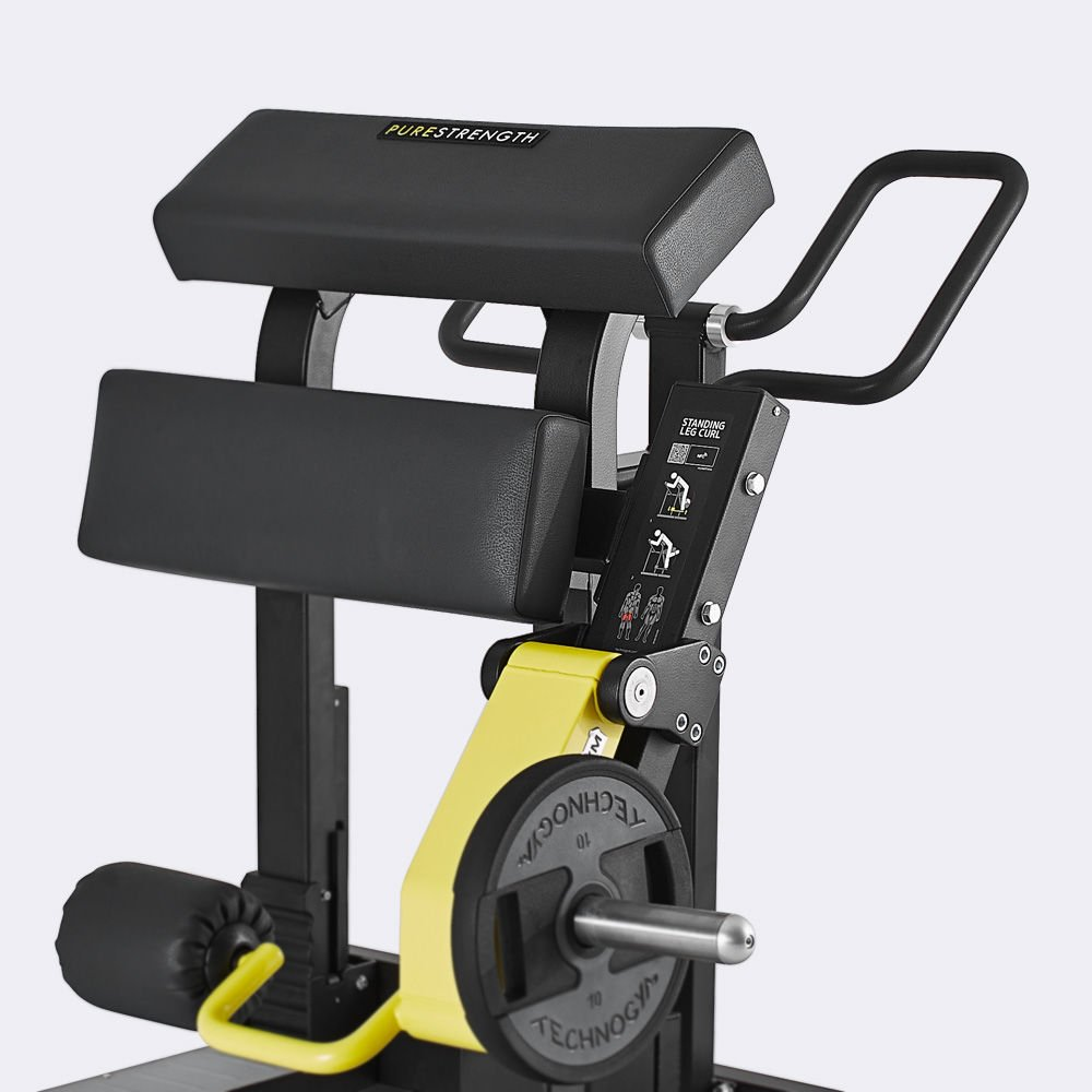 PURE STRENGTH – STANDING LEG CURL  - MG7000 - Main feature 2