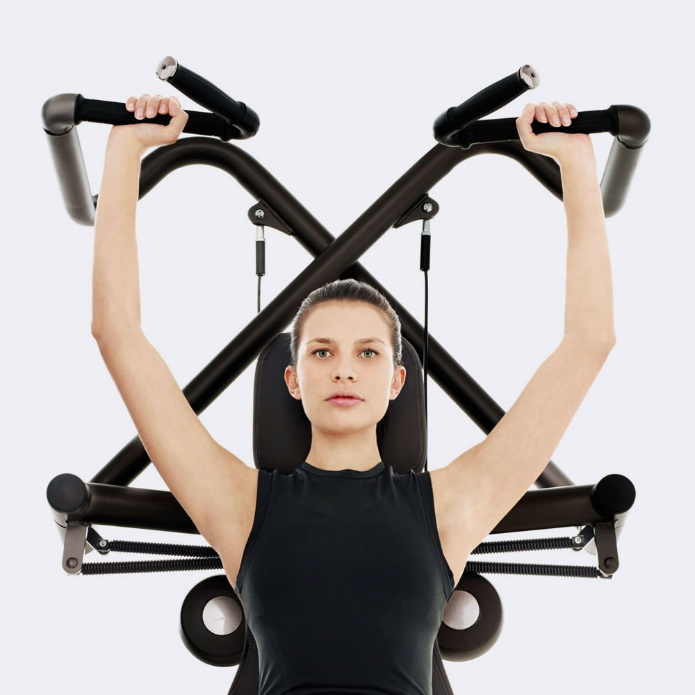ARTIS® - SHOULDER PRESS - MK69EH - Main feature 3 - ja