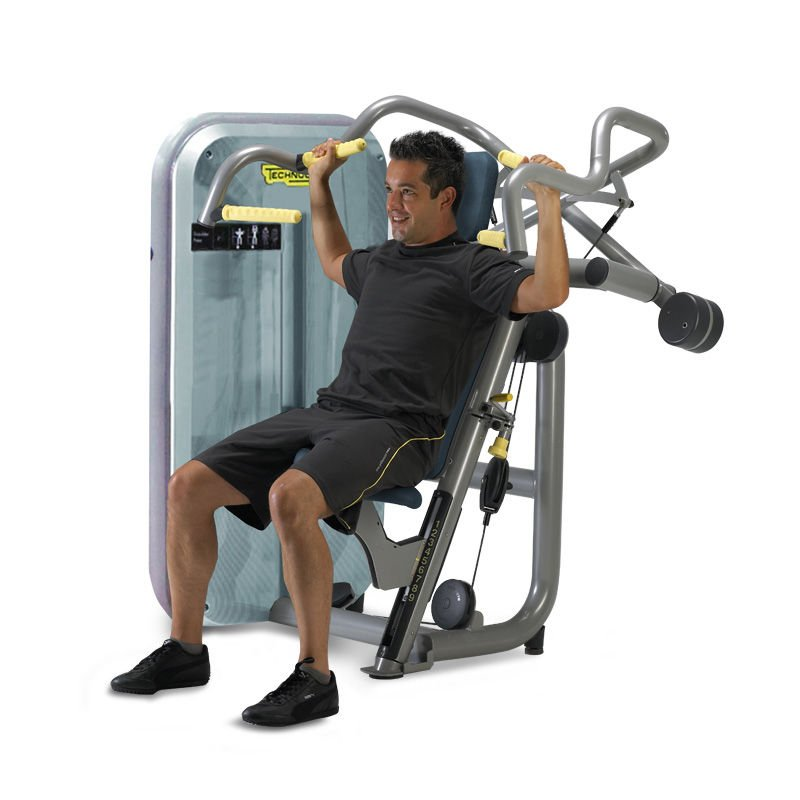 ELEMENT+ - SHOULDER PRESS INCLUSIVE - CB15 - Business