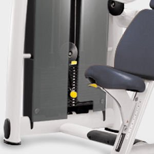 SELECTION – SHOULDER PRESS MED - C969 - Secondary feature 1