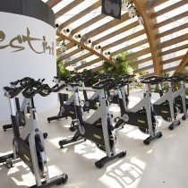 Destino Pacha Ibiza Resort launches the Let's Move and Donate Food with Technogym campaign