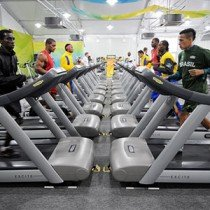 The countdown has started: one year to Rio 2016. Technogym will be Official Supplier for the 6th time.