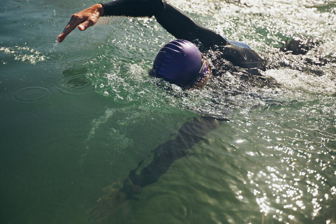 Open water – a different kind of swimming experience