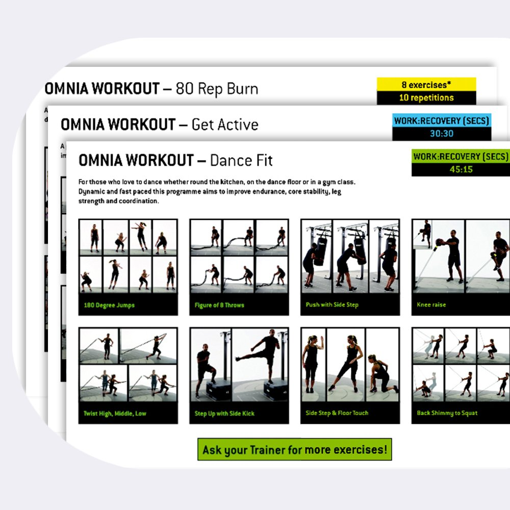 OMNIA™ - OMNIA³ MULTIANG. PULL UP BAR - MJ10E - Main feature 3
