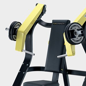 PURE STRENGTH - INCLINE CHEST PRESS - MG1500 - Secondary feature 1 - de