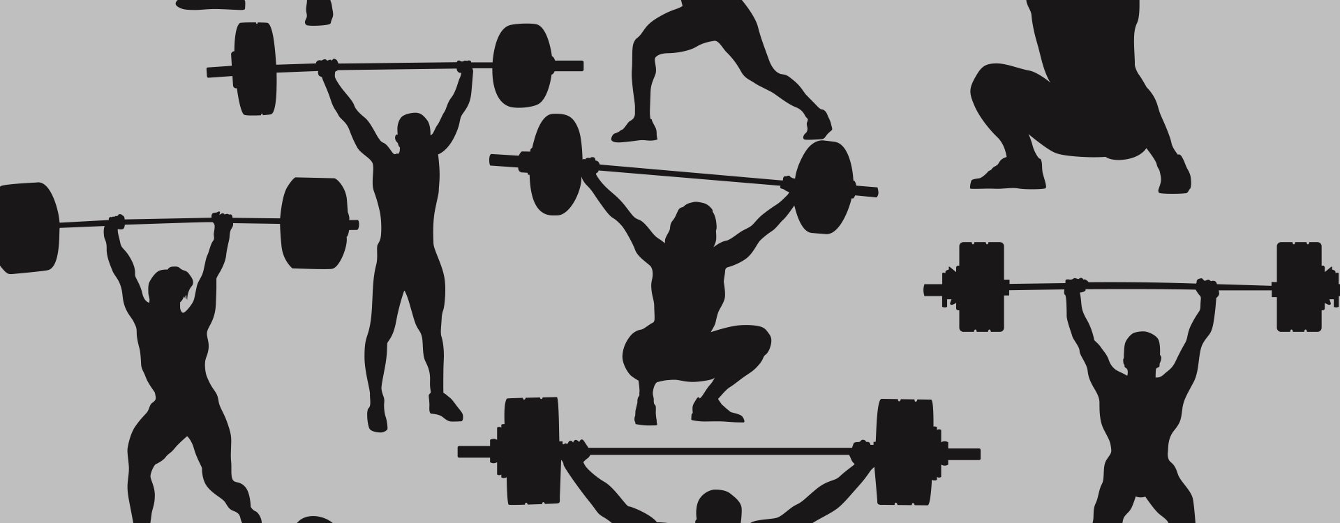 Weight lifting - From Olympic sport to gym fitness