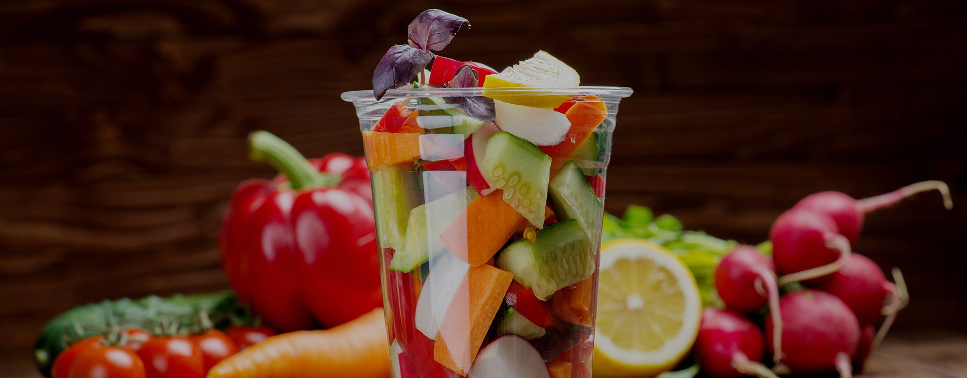 FOOD ON THE GO - Healthy Snacks for Busy people
