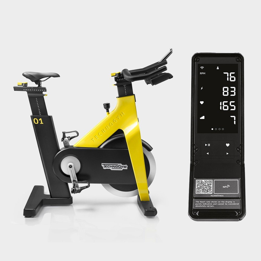 TECHNOGYM LAUNCHES GROUP CYCLE CONNECT REVOLUTIONARY INTERACTIVE INDOOR CYCLING EXPERIENCE