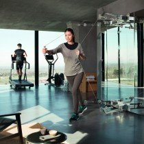 TECHNOGYM AT THE IMM COLOGNE 2016 - TIMELESS DESIGN MEETS INNOVATIVE TECHNOLOGY