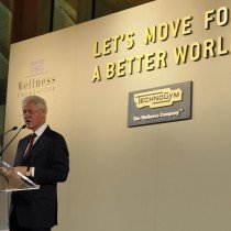 Technogym To Sponsor Fifth Annual Clinton Health Matters Activation Summit