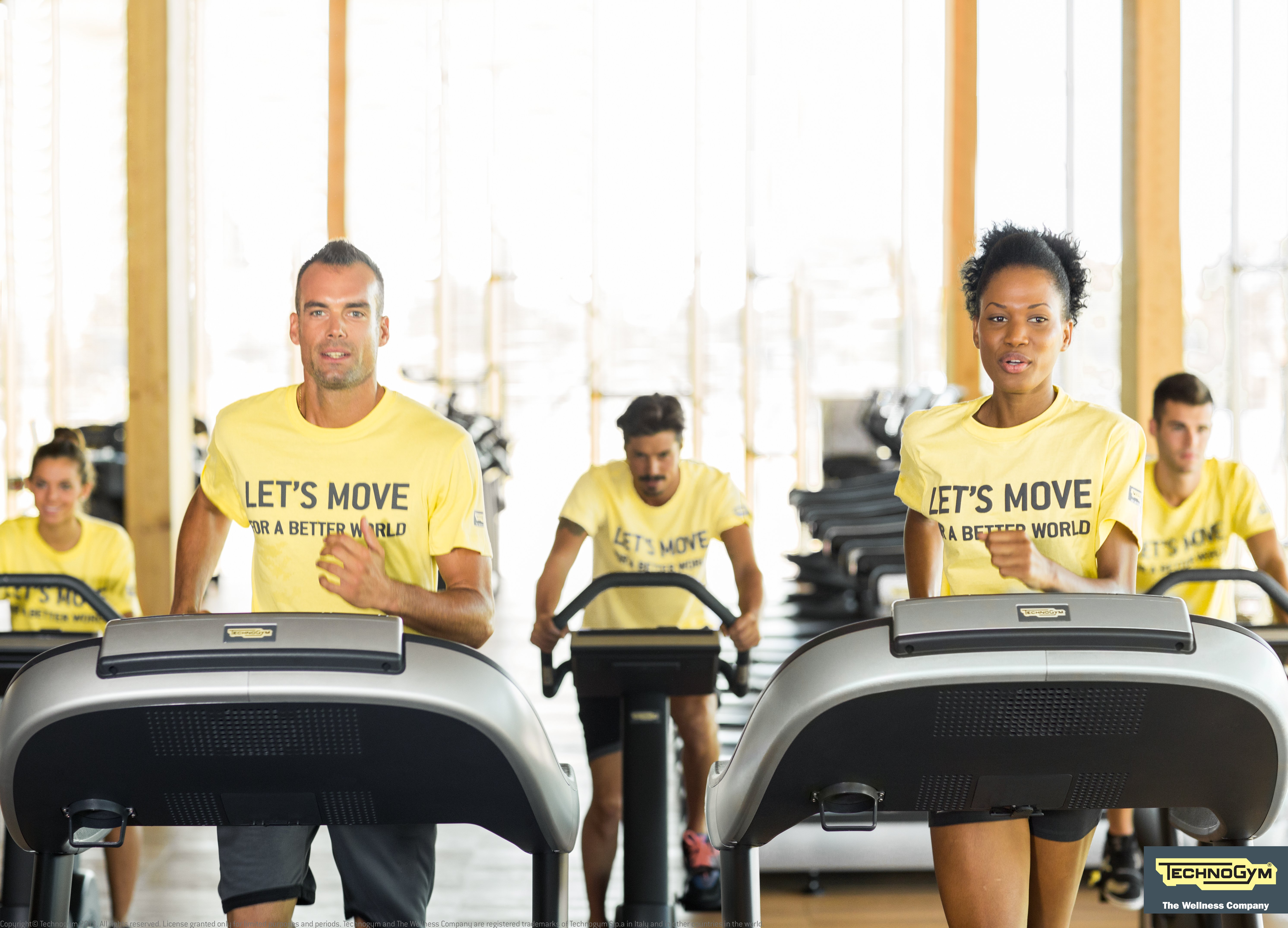 Record results for Technogym Let's Move For a Better World social campaign