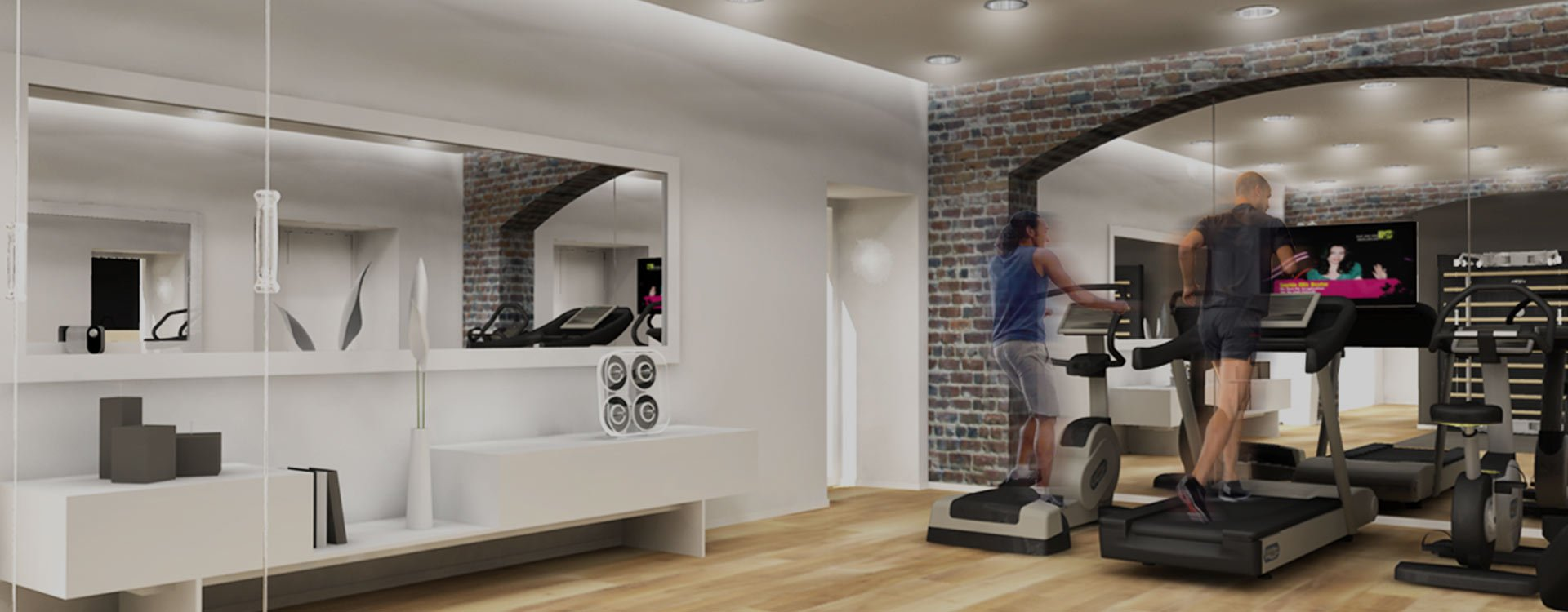 Functionality and design for your gym