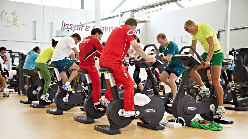 Rio 2016 Olympics, 100 days to go!  Technogym chosen as Official Supplier for sixth time.