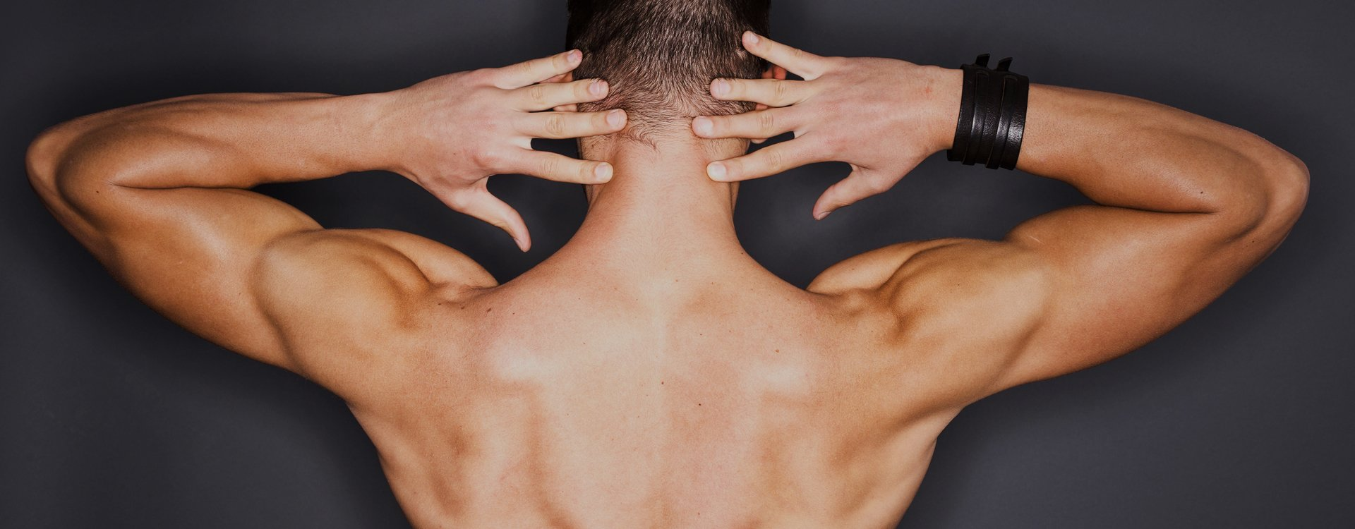 Put your back into your workout: Trapezius muscles