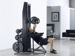 Technogym strength training