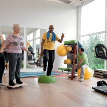 Technogym & EuropeActive Together for promoting Physical Activity and Health in Ageing
