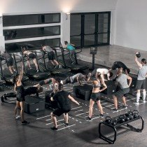 TECHNOGYM HIIT CONGRESS  Technogym Village, 2 Luglio 2016