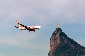 Airplane to Rio Olympics 2016
