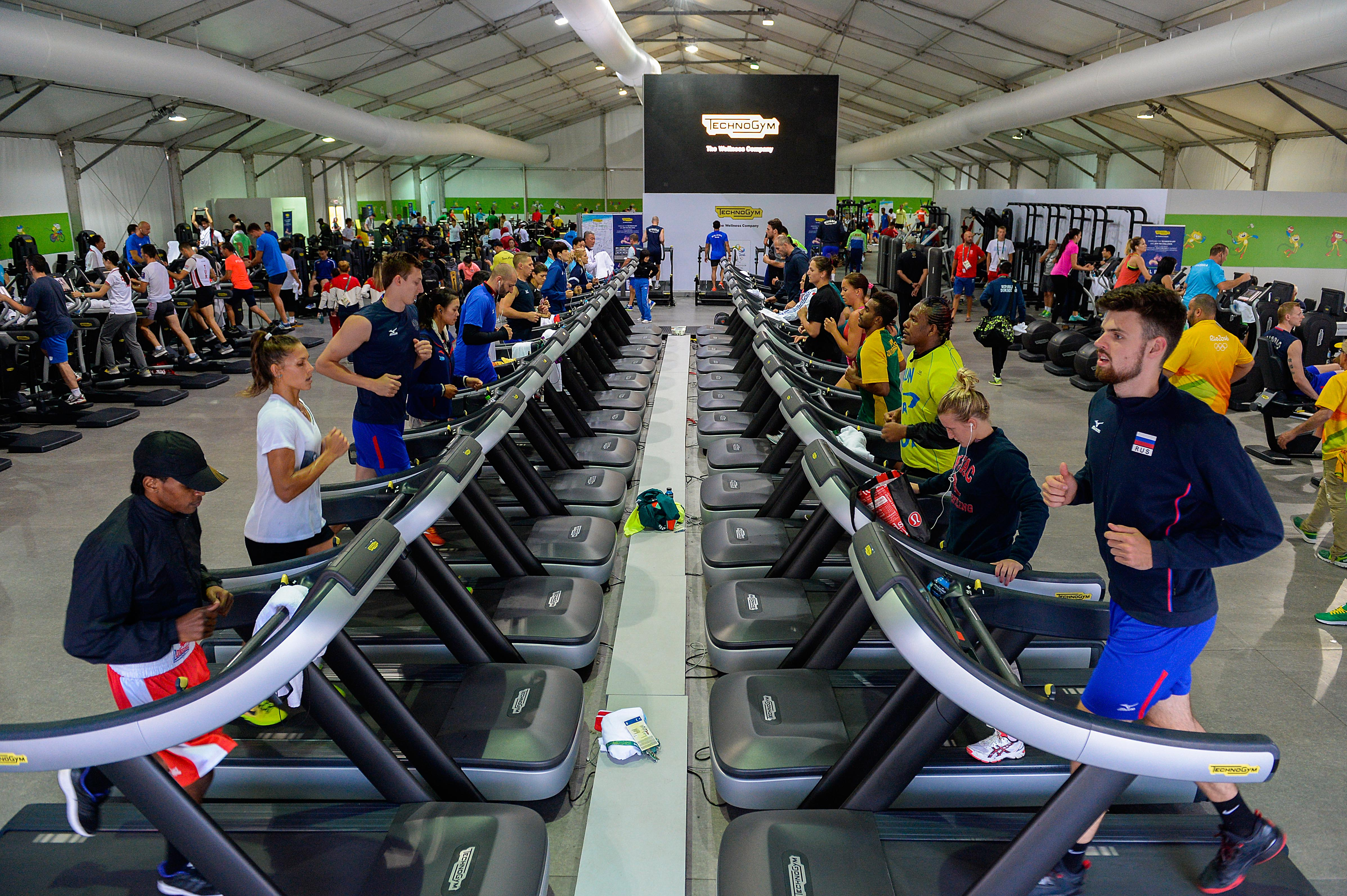 "Great success for Technogym's ""Let's Move for Rio campaign"" – 600 equipment donated"
