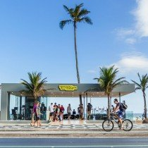 "Technogym launches ""Casa Technogym"" pop up wellness centre on Ipanema beach to celebrate Rio 2016 campaign"