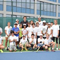 Technogym is a proud Partner of the Rafa Nadal Academy by Movistar