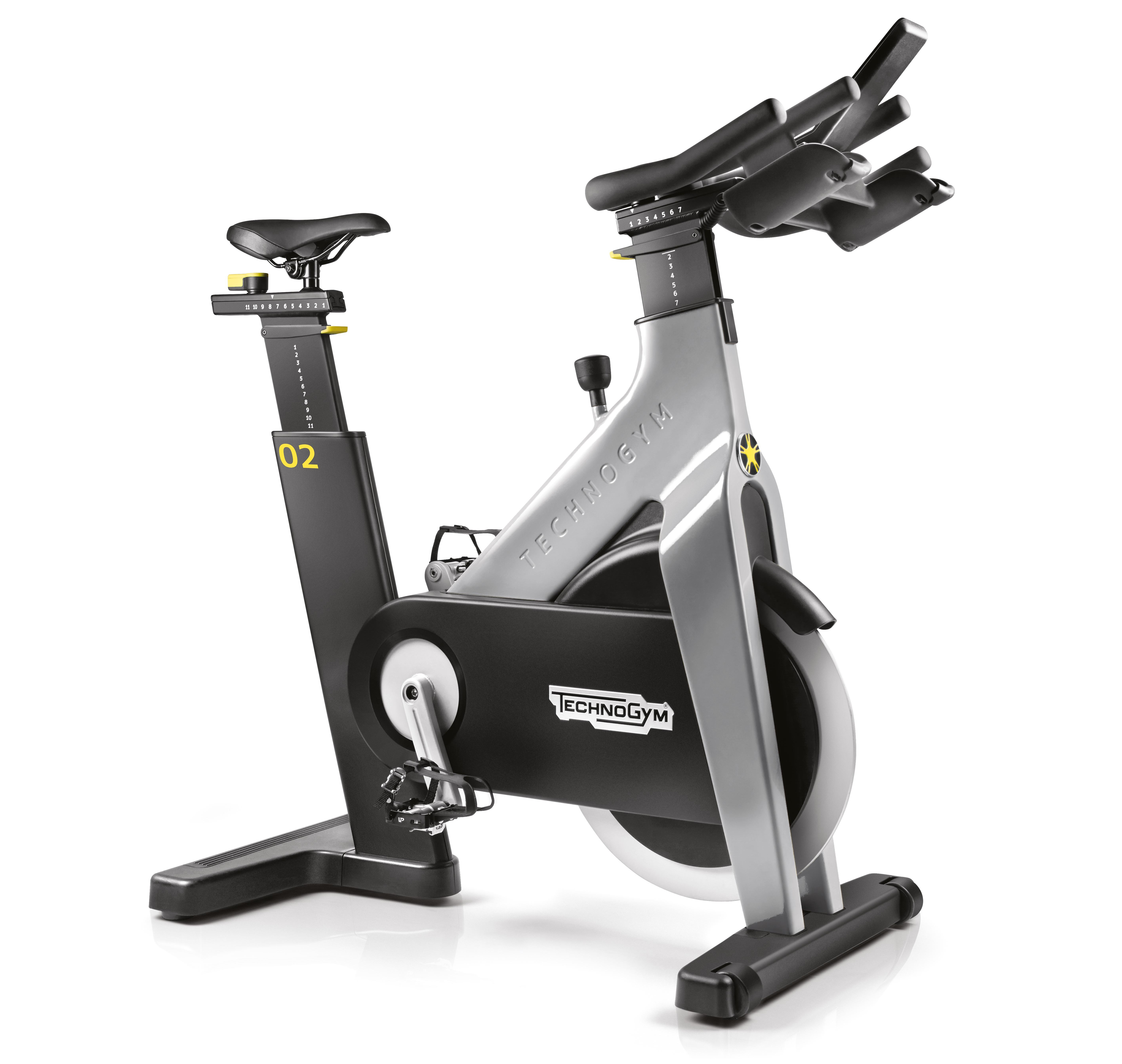 Technogym wins the ADI Design Index Awards  with GROUP CYCLE CONNECT