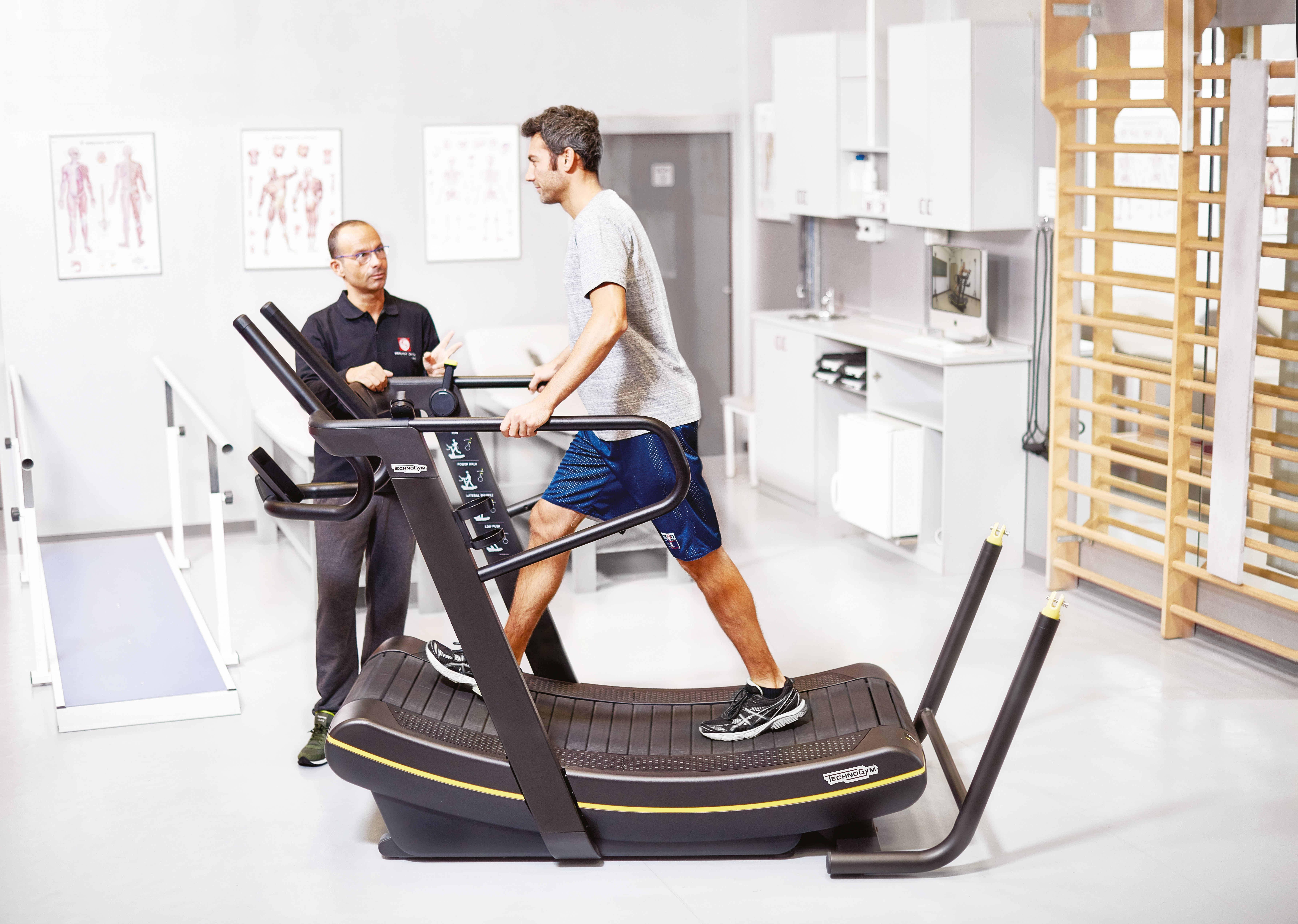 SKILLMILL: the ideal solution  for both athletic performance training and rehabilitation