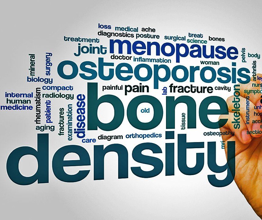 Does inactivity lead to lower bone density?