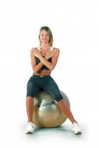 Wellness Ball exercise