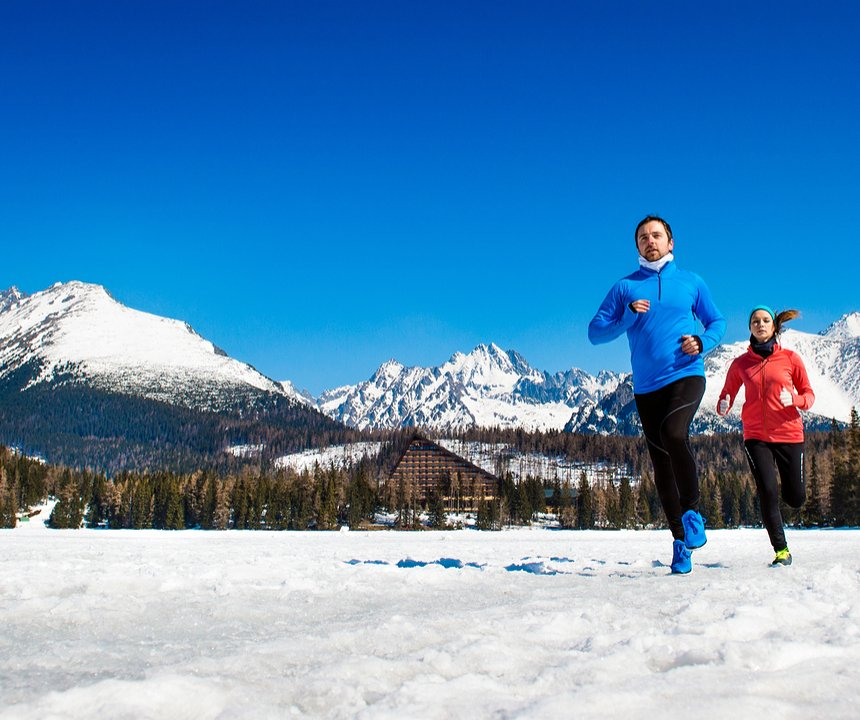 Winter: many good reasons for training