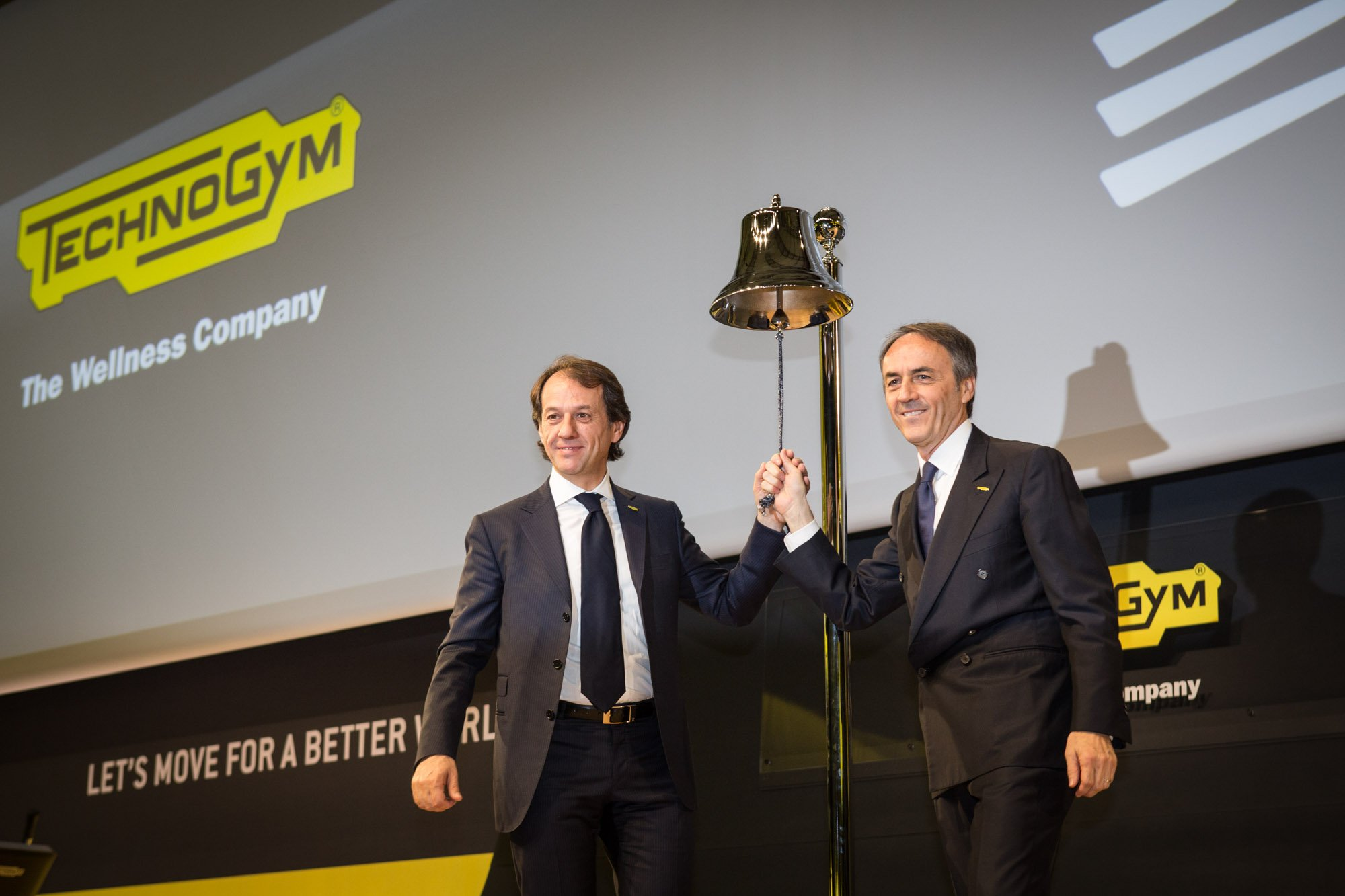 TECHNOGYM awarded as best IPO in Europe for 2016
