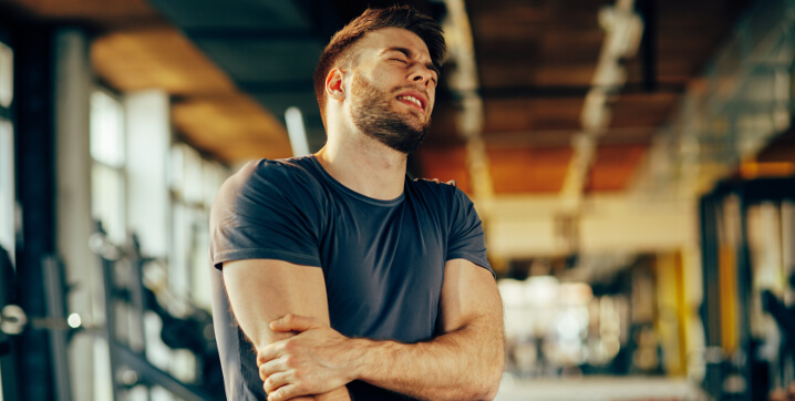 How to reduce muscle pain after workout? MENSQUATS