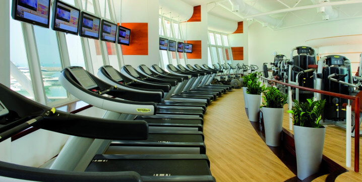 train on a treadmill is the solution