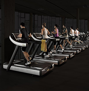 Technogym Commercial Home Fitness Equipment