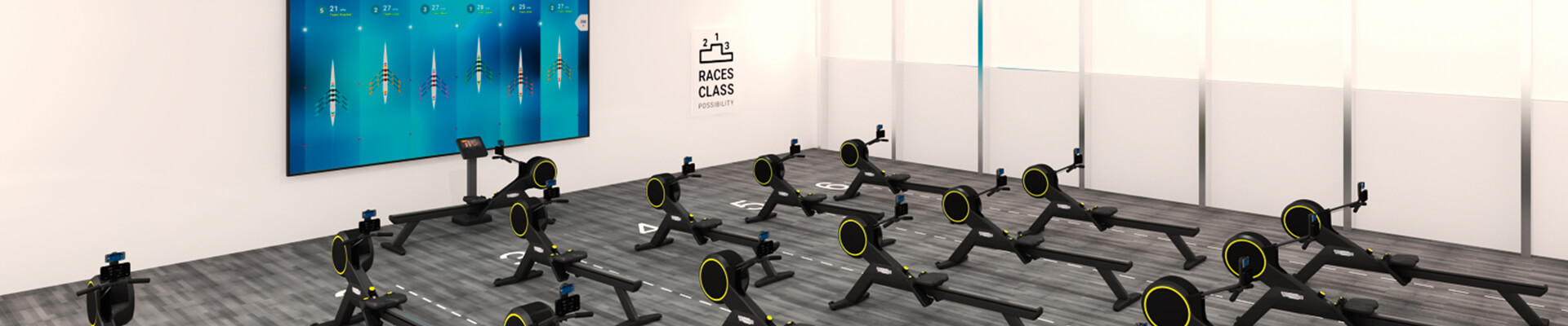 technogym partners with rowingwod to showcase skillrow. Black Bedroom Furniture Sets. Home Design Ideas