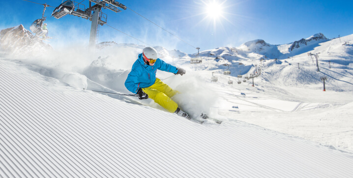anaerobic threshold in skiing