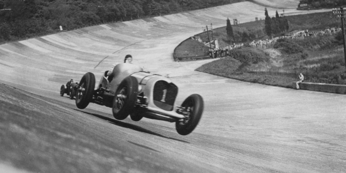 Brooklands circuit 1939