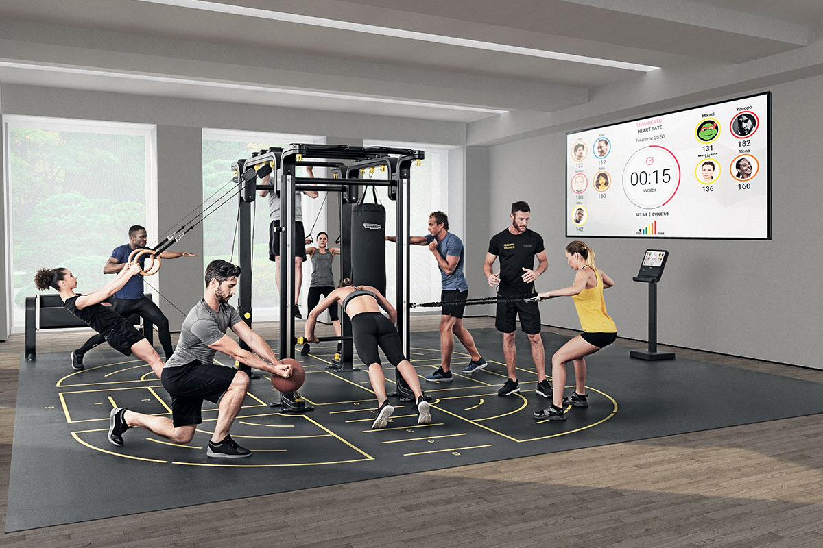 Closing the circuit: achieve your fitness objectives in 30