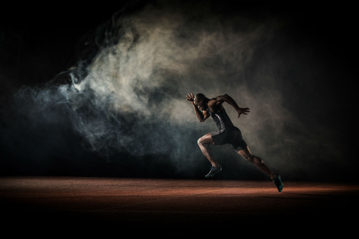 Running is an extremely natural and complex movement